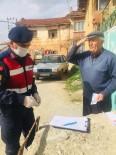 Maaşını Alan Kadir Amca Memnuniyetini Asker Selamıyla Gösterdi