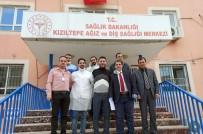 MUSTAFA YAMAN - Mardin Büyükşehir Belediyesinden Sağlık Çalışanlarına Destek