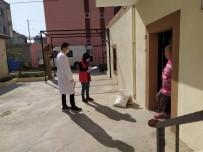 MUAMMER KÖKEN - Mersin'de Yaşlıların İhtiyaçlarını 'Vefa Sosyal Destek Grubu' Karşılıyor
