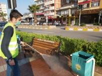 AHMET ŞAHIN - Nazilli Genelinde Dezenfekte Çalışmaları Sürüyor