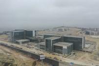 AMELİYATHANE - (Özel) 368 Bin 648 Metrekarelik Alanda İnşa Edilen Kocaeli Şehir Hastanesi'nde Sona Yaklaşılıyor