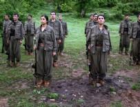 CANLI BOMBA - PKK, koronavirüs belirtisi taşıyan militanlarını...