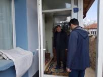 Seyitgazi'de Görev Yapan Cami İmamları Yaşlıların Emrinde