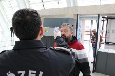 YHT Garları Ve Marmaray İstasyonlarına Termal Kamera