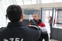 YÜKSEK HıZLı TREN - YHT Garları Ve Marmaray İstasyonlarına Termal Kamera