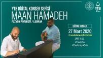 O SES TÜRKİYE - YTB'den Dünyanın Dört Bir Yanındaki Vatandaşlar İçin Dijital Konserler