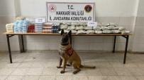 ESENDERE - Yüksekova'da Yüklü Miktarda Uyuşturucu Madde Ve Tıbbi İlaç Ele Geçirildi