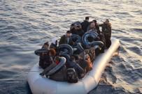 ORTA AFRİKA - Yunan Askerleri Mültecileri Ölüme Terk Etti