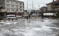 METİN ORAL - Altınova'da Yollar Pırıl Pırıl