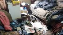 ÇORLU BELEDİYESİ - Çöp Ev Temizlendi