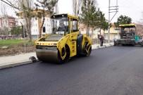 ÇORLU BELEDİYESİ - Çorlu'da Asfaltlama Çalışmaları Sürüyor