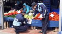 ÇORLU BELEDİYESİ - Çorlu'da Yaş Sebze Ve Meyveleri Seçerek Almak Yasaklandı