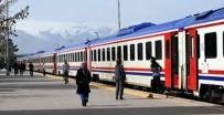 TREN SEFERLERİ - Doğu Ekspresi Akyaka Tren Seferleri Durduruldu