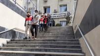 ZİYNET EŞYASI - Dolandırıcılık Şüphelileri 'Korona Virüs' Önlemiyle Adliyeye Sevk Edildi