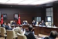 KAPALI ÇARŞI - Elazığ'da ' Kapalı Çarşı' Kapatıldı