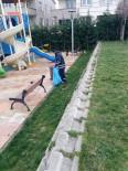 KALDIRIMLAR - Ergene'deki Parklar Yıkanıp Temizleniyor