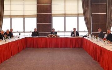 İl Pandemi Kurulu Koordinasyon Toplantıları Vali Şahin Başkanlığında Gerçekleştirildi