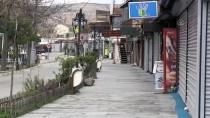 GÖREME - Kapadokya'daki Turistik Merkezlerde Koronavirüs Tedbirleri Kapsamında Sakinlik Yaşanıyor