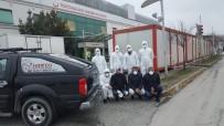 SAKARYA ÜNIVERSITESI - Karantina Hastanesi Dezenfekte Edildi