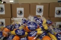KARTAL BELEDİYE BAŞKANI - Kartal'da Sağlık Çalışanlarına Çikolatalı Ve Meyveli Jest