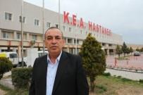 ESNAF ODASı BAŞKANı - Konya'da Sağlık Çalışanlarına 'Etliekmek' İkramı
