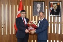 SİYASAL BİLGİLER FAKÜLTESİ - NEVÜ Rektörü Prof. Dr. Semih Aktekin Göreve Başladı