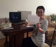 İBRAHIM YıLMAZ - Samsun'da Eğitim Telekonferansla Devam Ediyor