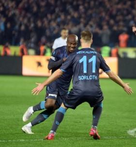Süper Lig'in En İyi Hücum İkilisi Sörloth Ve Nwakaeme Avrupa'da Yıldızları Zorluyor.