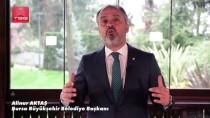 MEMDUH BÜYÜKKıLıÇ - Türkiye Belediyeler Birliği Encümen Üyeleri Koronavirüse Karşı 14 Kuralı Hatırlattı