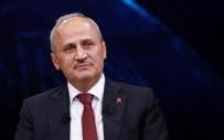 BAHÇEŞEHIR ÜNIVERSITESI - Ulaştırma bakanı görevden alındı