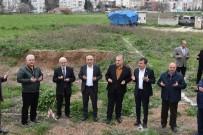 Yenişehir'de Caminin Temel Kazımı Başladı