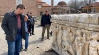BURSA BÜYÜKŞEHİR BELEDİYESİ - 8 Yıldır Kapalı Olan İznik Müzesi'ndeki Restorasyon 1 Hafta Sonra Bitiyor