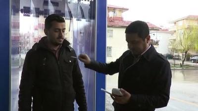 Ankara'da İki Firma 'Dezenfektan Kabini' Üretti