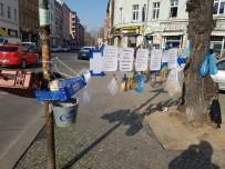 FRANKFURT - Berlin'de İhtiyaç Sahipleri İçin Bağış Noktaları