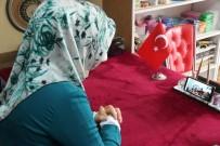 SANAT ATÖLYESİ - Bitlis'te Uzaktan Sanat Eğitimi