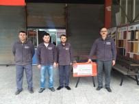 ESNAF VE SANATKARLAR ODASı - Çalışanlarına 10 Gün Korona Virüs Tatili Verdi