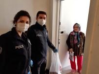 Fatma Teyze, Vefa Sosyal Destek Grubu'na Dakikalarca 'Evlatlarım' Diyerek Teşekkür Etti