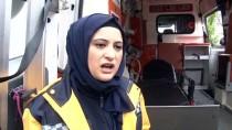 AHMET CAN - İstanbul'da Korona Virüs Vakasına Giden 112 Ekibine Dehşeti Yaşatan Şahıslar Yakalandı