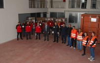 BURSA VALİLİĞİ - Kızılay Saha Çalışmalarını Aralıksız Sürdürüyor