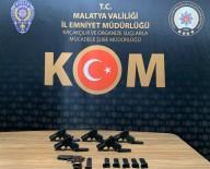 SİLAH TİCARETİ - Malatya'da 6 Tabanca Ele Geçirildi