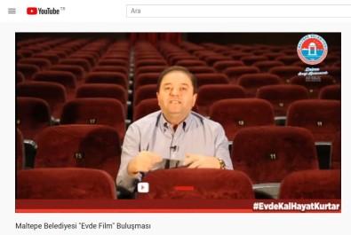 Maltepe'de Çocuklar İçin Online Film Gösterimi
