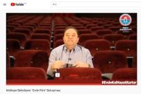 İNCİ TÜRKAY - Maltepe'de Çocuklar İçin Online Film Gösterimi