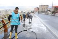 MUSTAFA YAMAN - Mardin'de Korona Virüs Seferberliği Sürüyor