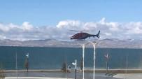 EDREMIT BELEDIYESI - Turizm İlçesi Edremit'te Helikopter Destekli Denetim