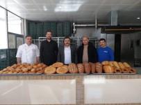 Çiçekdağı İlçesinde Halk Ekmek Fırını Üretime Başladı