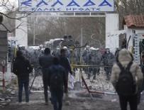 BIBER GAZı - Düzensiz göçmenlerin Avrupa'ya yolculuğu sürüyor