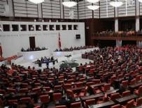 MECLIS GENEL KURULU - Meclis İdlib için toplandı
