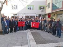 Muhtarlardan Mehmetçiğe Tam Destek