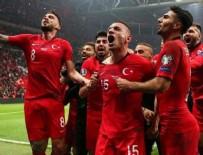 SERVET YARDıMCı - Türkiye'nin UEFA Uluslar Ligi'ndeki rakipleri belli oldu