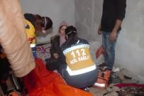 Yunanlıların Parasını Alıp Gönderdiği Hamile Kadın Hastaneye Kaldırıldı